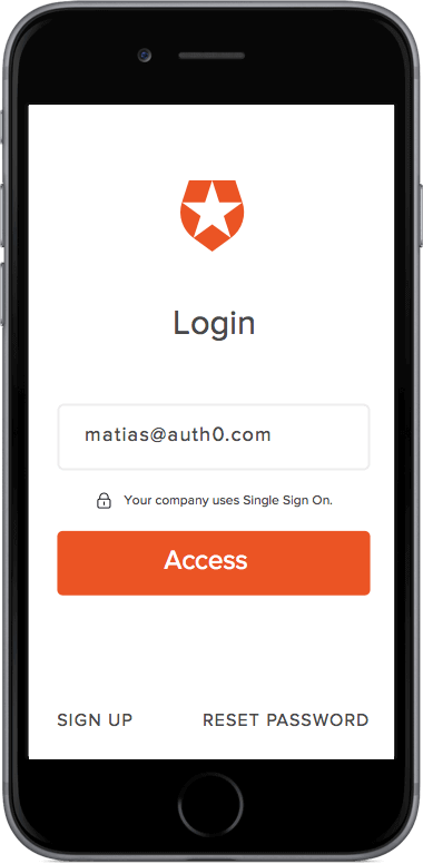 Log Into any app with any identity provider