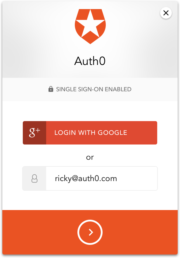 Authentication is More than a Username and Password